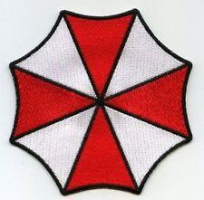 FANCY DRESS HALLOWEEN COSTUME PROP: Resident Evil UMBRELLA CORPORATION LOGO