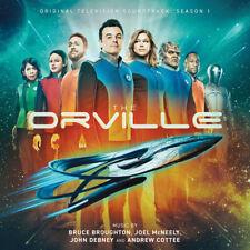 THE ORVILLE 2-CD Broughton McNeely Debney LA-LA LAND Star Trek TV Soundtrack NEW