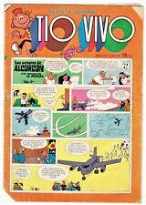 TIO VIVO 2ª época  nº:  818 (de 1043 de colección completa) bruguera años 60/70