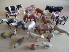 20 x SCHLEICH Tiere Bauernhoftiere Bauernhof Rariäten Sammlung