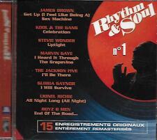 CD album: Compilation: Rhythm & Soul N° 1 . Poligram. P