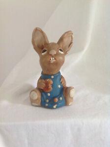 Vintage Pendelfin Rabbit/Midge/1960s