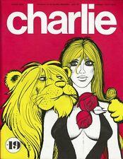 """""""CHARLIE N°19 / août 1970"""" PICHARD et WOLINSKI : PAULETTE"""