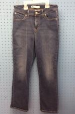 Womens LEVI STRAUSS Mid Rise Skinny Size 6 Blue Jeans