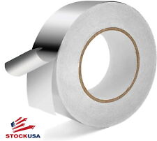 Industrial Grade Aluminum Foil Tape 2 Inches X 150 Ft Self Adhesive 17 Mil