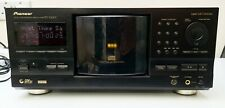 More details for pioneer pd-f1007 cd player 300+1 file type carousel multichager cd juke box