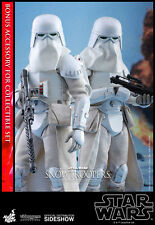 "HOT TOYS STAR WARS BATTLEFRONT SNOWTROOPER 2 PK 12"" 1/6 ACTION FIGURE VGM25 NEW"