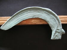 BATTLE SICKLE BRONZE AGE ANCIENT ILLYRIANS BRONZE WEAPON 1200-900 B.C. 19 cm