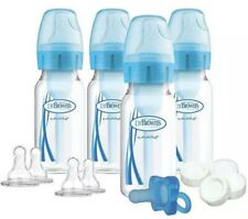 Dr Brown's Options Breast to Bottle Pump & Store Feeding Set + Pacifier