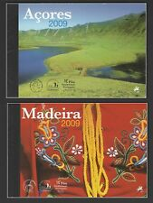 [Portugal 2009 – Azores and Madeira - Special Year Booklet] in perfect condition