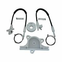 Window Regulator Repair Kit Rear Left for Nissan Terrano MK2 1993-2005 4//5 Doors