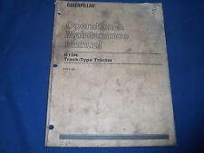 CAT CATERPILLAR D10N CRAWLER TRACTOR DOZER OPERATION & MAINTENANCE BOOK MANUAL