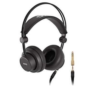 Genuine AKG K175 ON-EAR Closed Back Foldable Studio Headphones UK SELLER