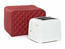 Toaster Dust Cover,Liangxiang Kitchen Toaster Cover Appliance 2 Slice 11W x 8.