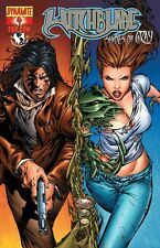 WITCHBLADE SHADES OF GRAY #4 DF FOIL VARIANT 1/220 RARE