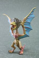 "Monster Hunter Picture Book Kut-Ku Figure  Authentic 4"" Capcom Japan"
