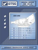 Technical Manual,4L60(700R4) 87-93