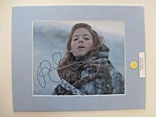 Ygritte (Game of Throne) photo SIGNED by Rose Leslie! COA included.