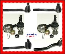 SET JEEP GRAND CHEROKEE WG WJ 1999-2004 UPPER LOWER TRACK ROD ENDS BALL JOINTS
