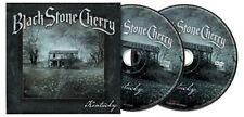 BLACK STONE CHERRY - KENTUCKY (DELUXE CD+DVD)  CD + DVD NEW!