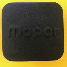 """1 1/4"""" MOPAR Trailer Hitch Receiver Cover Plug"""