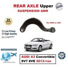 Asse Posteriore . Superiore Braccio Sospensione per Audi A3 Convertible 8v7 8ve