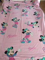Housse de couette Disney Minnie CTI taie duvet cover bedding pillowcase