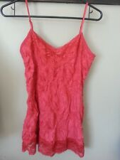 Maurices womens ladies large tank crinkle cami, pink red WITH TAG