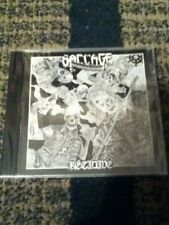 saccage recidive cd factory sealed black metal