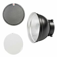 Bowens Fit Paraboic150 Quick Erect Reflector Modifier For Studio And Location