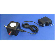 Adjustable Led Biological Microscope Illuminator Plug In Aluminum Light