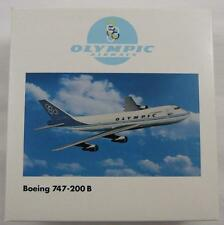 NEW HERPA WINGS 502405 OLYMIPIC AIRWAYS BOEING 747-200 B SCALE 1:500 MIB RARE