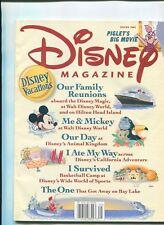 Disney Magazine Spring 2003 / Disney's Animal Kingdom / Disney's California Adv