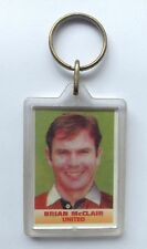 Brian McClair 1990's Manchester United Keyring
