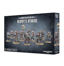 Genestealer Cults Neophyte hybrids Workshop Warhammer 40.000 tyraniden 51-52 40k