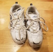 Aire White Tennis Shoes - size 3
