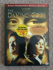 The DaVinci Code DVD 2-Discs Widescreen Special Edition Circuit City Exclusive