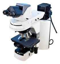 New Listingnikon 80i Nomarski Dic Fluorescence Microscope