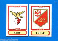CALCIATORI PANINI 1982-83 - Figurina-Sticker n. 378 - FANO#FORLI -Rec