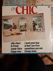 CHIC-C'EST CHIC LP VINYL SCHALLPLATTE