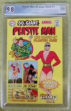 Plastic Man 80-Page Giant Annual #1 (2003, DC) 9.8 NM/MT PGC (like CGC)