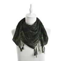 Reliable Cool Arab Shemagh Keffiyeh Military Tactical Palestine Scarf  Shawl  ou
