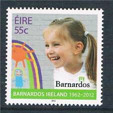 Ireland 2012 Barnado's 1v MNH