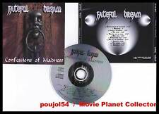 "FATEFUL DREAM ""Confessions Of Madness""(CD)HeavyProg1995"