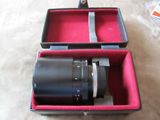 TAMRON SP 500mm F8 Mirror Lens (BBAR)+ Genuine Adaptall Canon EOS adapter + Case