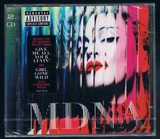 MADONNA MDNA  -  2 CD SIGILLATO!!!