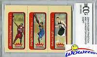 2004 Fleer Tradition #261 Dwight Howard/Shaun Livingston RC Beckett 10 MINT