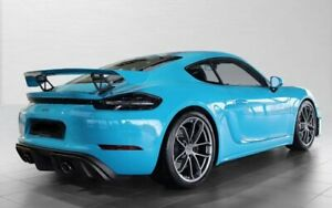 Sport Auspuff für Porsche 718  4.0, GT4, GTS, Spyder ... Typ Racing Switch