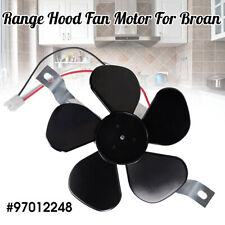 For Broan Range Hood Replacement Fan Motor Assembly 2-Speed 97012248 8326017869