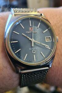 Certina Quartz Watch